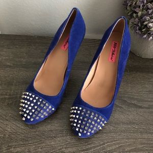Betsey Johnson Spike Pumps